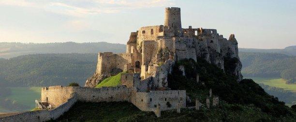 Lokality - Spissky hradd