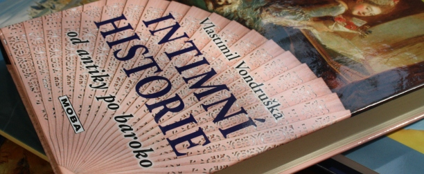 Z kniznice - Intimni historie V