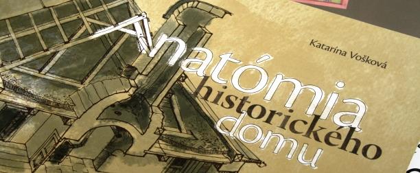 Z kniznice - Anatomia historickeho domu V