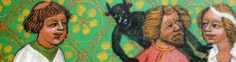 Z kniznice - Clovek ceskeho stredoveku S