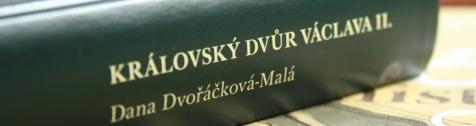 Z kniznice - Kralovsky dvur Vaclava II. S