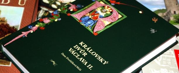 Z kniznice - Kralovsky dvur Vaclava II. V