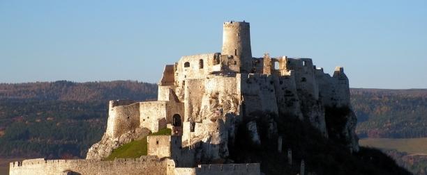 Podujatia - Hrad z Ostrej hory
