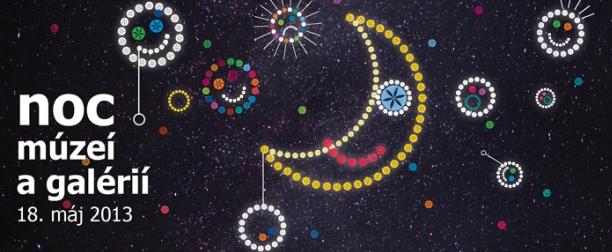 Podujatia - Noc muzei a galerii 2013
