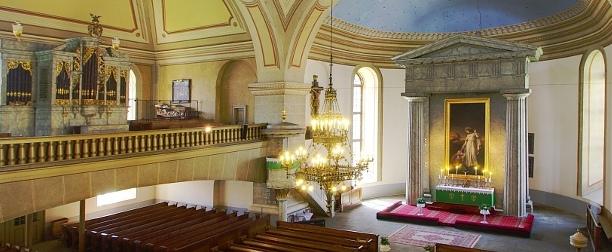 Podujatia - Evanjelicky kostol