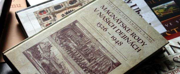 Z kniznice - Magnatske rody V