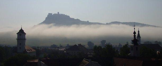 Podujatia - Hrad nad hmlou