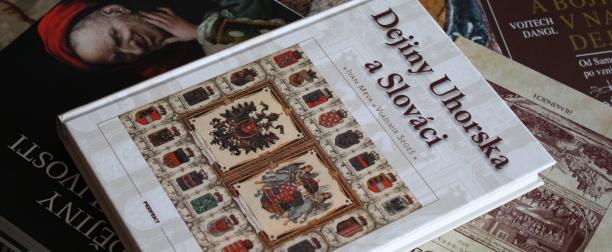Z kniznice - Dejiny Uhorska V