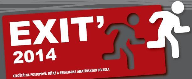 Podujatia - Exit 2014o