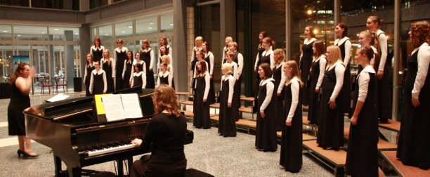 Podujatia - Cantilon Chamber Choir
