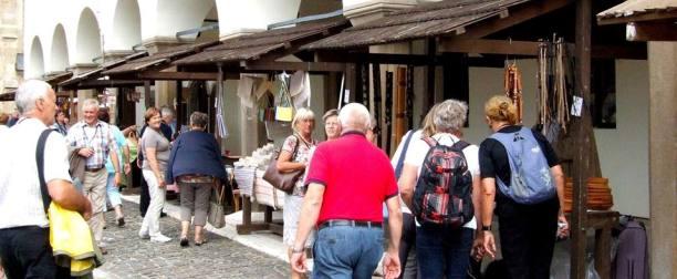 Podujatia - Trh v Levoci